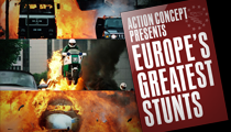 Europe's Greatest Stunts